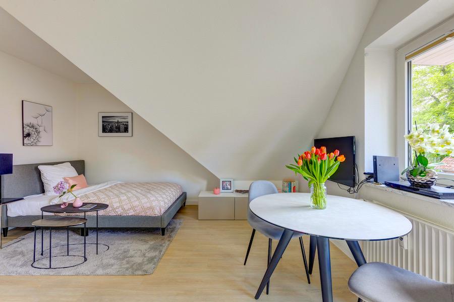 Finest Art Of Living Objekt R&B AirBnb Projekt Einfamilienhaus Haus House Lieblingsopjekt Favorit Lydia Geldmacher Schlafen Wohnen